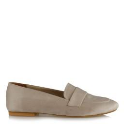 Babet Ayakkabı Bej Süet