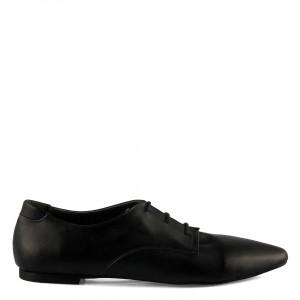 Günlük Ayakkabı Düz Model Bağcıklı Sivri Burun