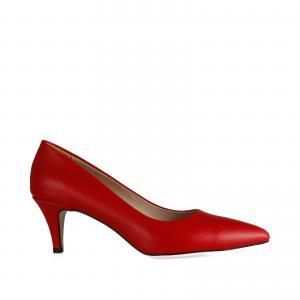 Stiletto Az Topuklu Kırmızı