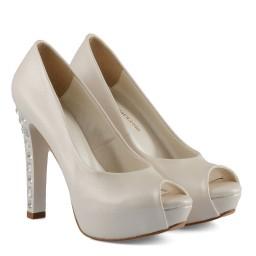 Свадебная Обувь На Каблуках С Камнями