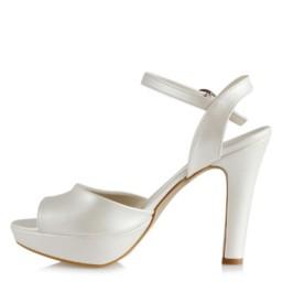 Свадебная Обувь На Платформе
