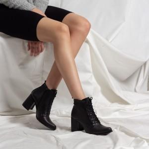 Bağcıklı Topuklu Bayan Bot