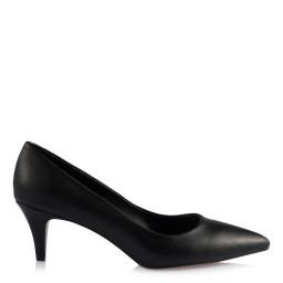 Черная Женская Обувь На Каблуках
