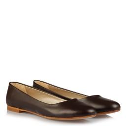 Babet Ayakkabı Acı Kahverengi