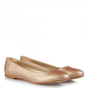 Babet Ayakkabı Şampanya Rengi