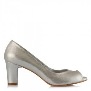 Bayan Ayakkabı Lame Yaldızlı