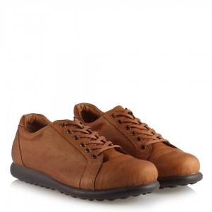 Deri Ayakkabı Taba Rengi