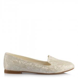 Gelin Babet Ayakkabı Dantelli