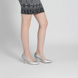 Матовые Блестящие Женские Туфли