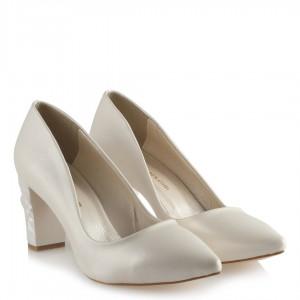 Nikah Ayakkabısı Tasarım Topuklu Stiletto