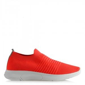 Streç Çorap Bayan Spor Ayakkabı Narçiçeği