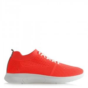 Streç Çorap Bağcıklı Spor Ayakkabı