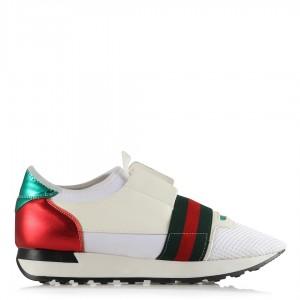 Spor Ayakkabı Beyaz Model