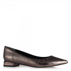Babet Ayakkabı Platin Rengi