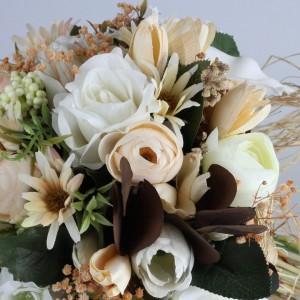 Gelin Çiçeği Soft Renkler