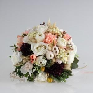 Gelin Çiçeği Somon Renk