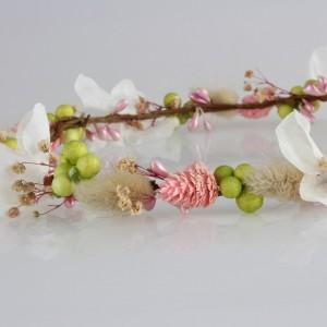 Gelin Tacı Pudra Kuru Çiçekler