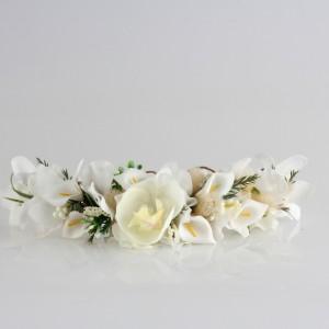 Gelin Tacı Gala Çiçeği Tasarımı