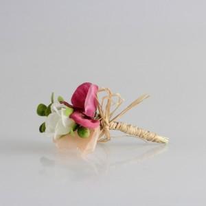 Damat Yaka Çiçeği  Pastel Renkler