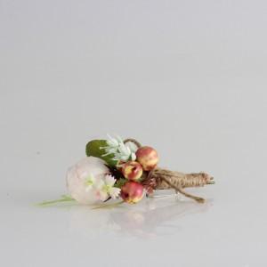 Damat Yaka Çiçeği Soft Tasarım