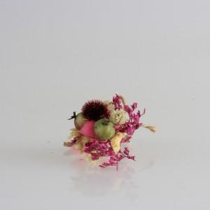 Damat Yaka Çiçeği Pembe Kuru Çiçekler