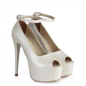 Gelin Ayakkabısı Yüksek Topuklu Ayakkabı
