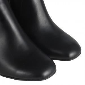 Siyak Klasik Topuklu Bot