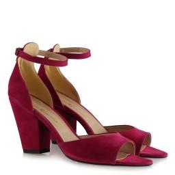Topuklu Ayakkabı Fujya Süet