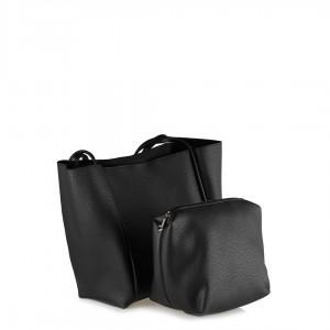 Siyah Çanta Püsküllü Model