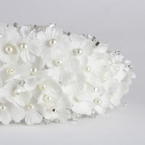Gelin Tacı El Yapımı Minik Çiçek Tasarım