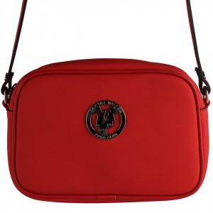 Omuz Askılı Kırmızı Çanta