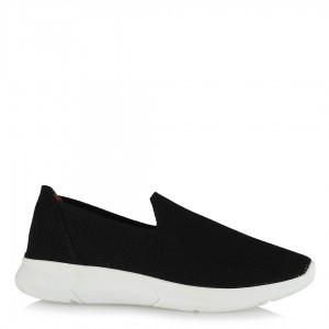Bayan Streç Ayakkabı Siyah