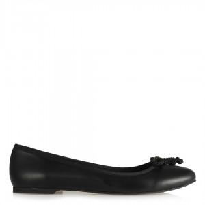 Babet Fiyonklu Model Siyah