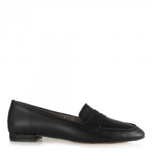 Düz Ayakkabı Loafer Siyah