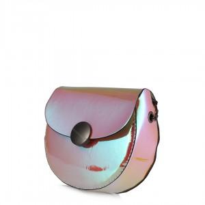 Hologram Renkli Çanta Askılı