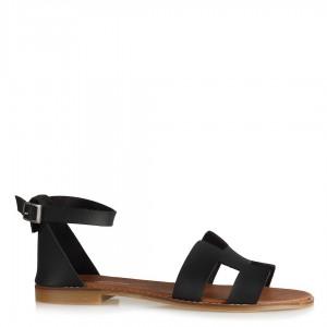 Bayan Sandalet H Model Siyah