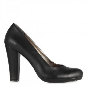 Klasik Topuklu Ayakkabı Siyah