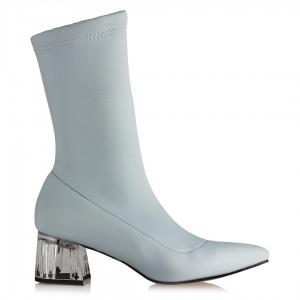 Çorap Bot Açık Mavi