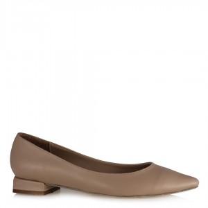 Babet Ayakkabı Nude Rengi