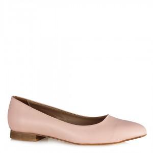 Babet Ayakkabı Pudra Rengi