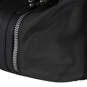 Siyah Kol Omuz Çantası Geniş Kullanımlı