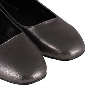 Babet Ayakkabı Füme Yaldızlı