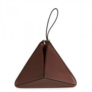 Kahverengi El Omuz Çanta