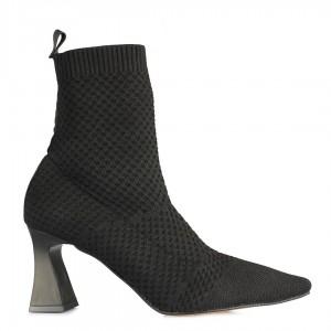 Çorap Bot Siyah