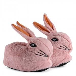 Panduf Terlik Pembe Bayan Tavşan