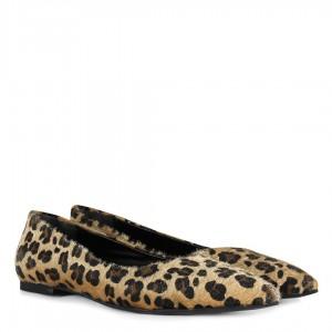 Leopar Babet Ayakkabı