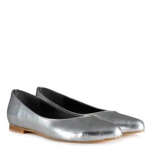 Lame Rengi Babet Ayakkabı