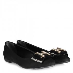 Babet Ayakkabı H Tokalı Taşlı