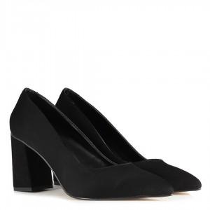 Siyah Ayakkabı Stiletto