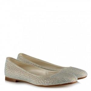 Sedef Taşlı Babet Ayakkabı